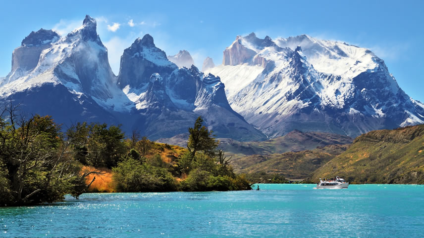 Galapagos, Patagonia & Chilean Fjord Cruise with South America