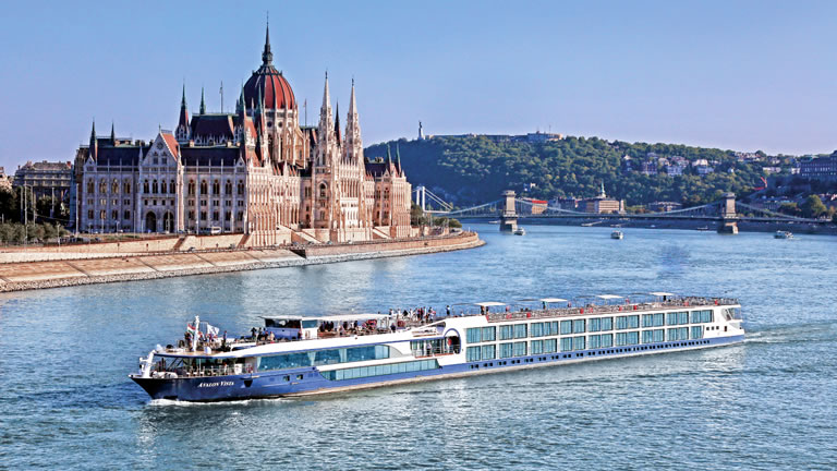 Romantic Danube River Cruise Overview 2017 Budapest To ...